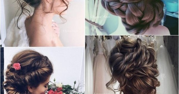 braids with hair styles 35 wedding updo hairstyles for hair from ulyana aster 5513