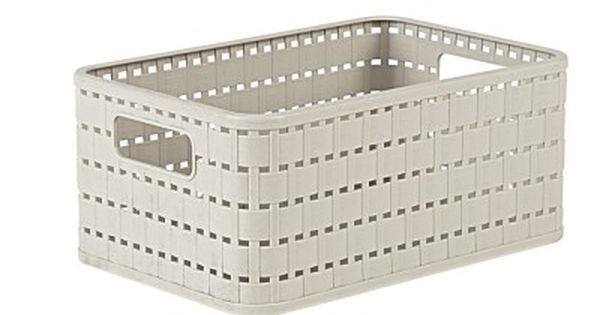 Rangement Plastique Gifi Panier Rangement Rangement Plastique Rangement