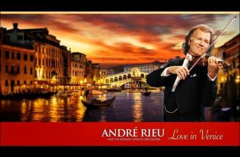 Andre Rieu Santa Lucia Arv 14 Youtube With Images