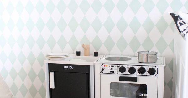 brio kitchen kids kidsstylingmag eeflillemorstyling kids room pinterest kitchens kids. Black Bedroom Furniture Sets. Home Design Ideas