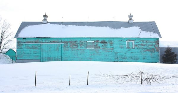 turquoise barns photos | Turquoise Barn