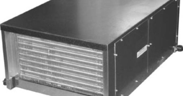 Horizintal Water Source Heat Pump Replaces The Enercon Hw Series