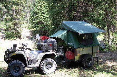 Fantastic Aussie Built Custom Quad Camper Trailer Based Off Our Backtracker