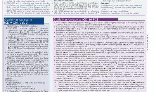 medical coding icd