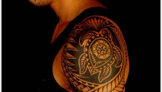the-turtle-Maori-Tribal-Tattoo-ideas-and-meaning-for-men ...