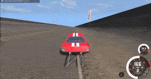 Car Collision At 220 Mph In Beamng Drive With Images Car Crash