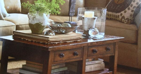 Pottery Barn Rhys Coffee Table Images Sauder