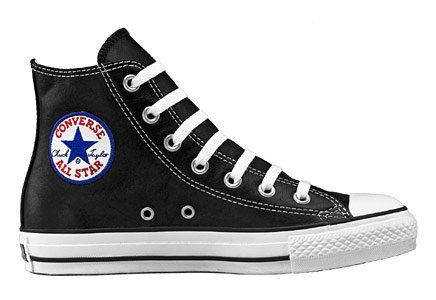 Shoes   Converse chuck taylor leather