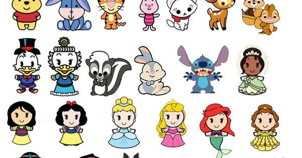 16 Best Cute Disney Characters Images On Pinterest: Disney Cuties Photo: DISNEYCUTIES.jpg