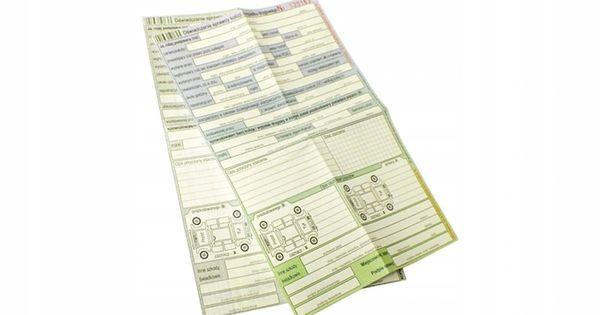 Gotowe Oswiadczenie Sprawcy Wypadku Kolizji 8182758146 Allegro Pl Personalized Items Person