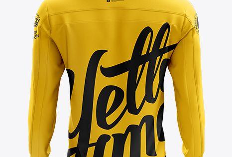 Download Midlayer Men S Soccer Top Mockup Back View In Apparel Mockups On Yellow Images Object Mockups In 2020 Clothing Mockup Shirt Mockup Design Mockup Free