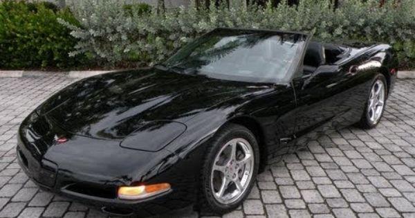 2002 Chevrolet Corvette Convertable For Sale Auto Haus Of Fort