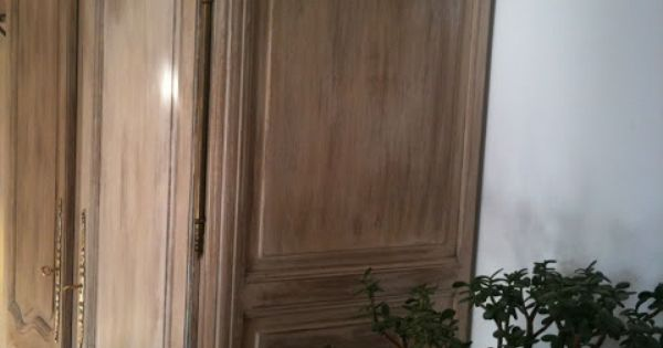 Armoire bretonne patine design int rieur am nagement for Amenagement interieur armoire