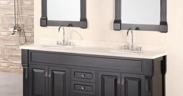 Transitional Bathroom Vanities And Bathroom Vanities On Pinterest