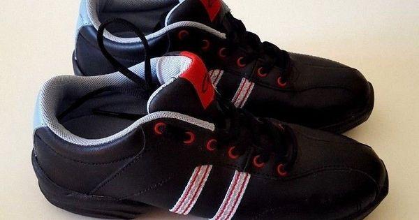 Full Sole Jazz Shoes Black Size 6UK