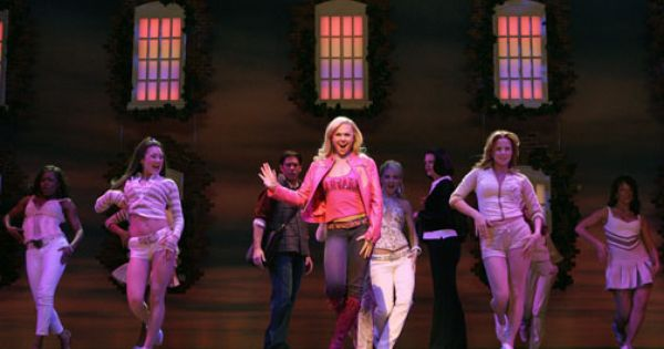 Legally Blonde The Musical Characters Google Search Legally Blonde Musical Legally Blonde New Broadway Musicals