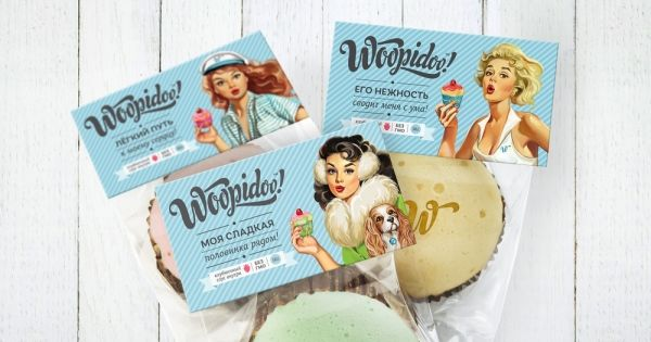 Woopidoo | combines both a modern and vintage feel to their baked