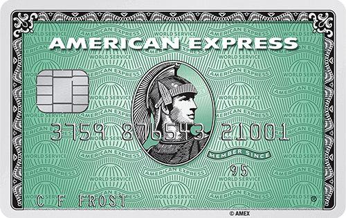 American Express Green Card Earn Rewards Points American Express Card American Express Gold American Express Platinum