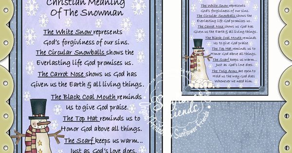 Snowman christian and image search on pinterest