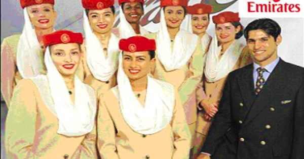 Philippine Airlines Flight Attendant Uniforms From