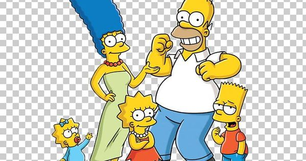 Simpsons Png Simpsons Bart Simpson Simpson Homer Simpson