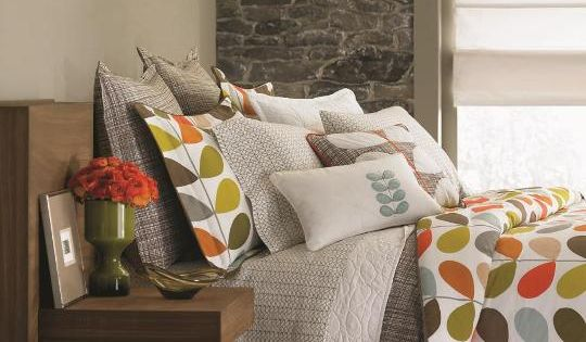 Coming This Spring: Orla Kiely Bedding for Bed, Bath & Beyond- when