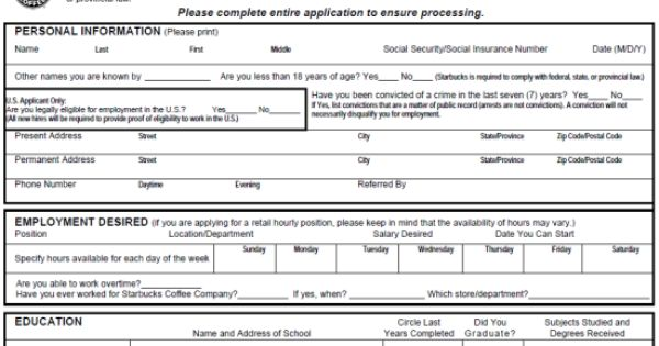 55573946e5c7a9f42b13a0bbf8ff0e62 Job Application Form For Fil A on example blank,