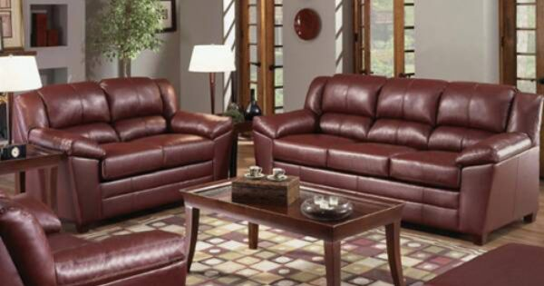 Furniture Tips For Removing Scratches From A Maroon Leather Couch Living Room Decor Pinterest