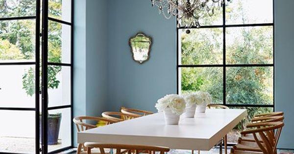 Modern huis in san francisco californi eetkamer pinterest eetkamer - Eetkamer tegel ...