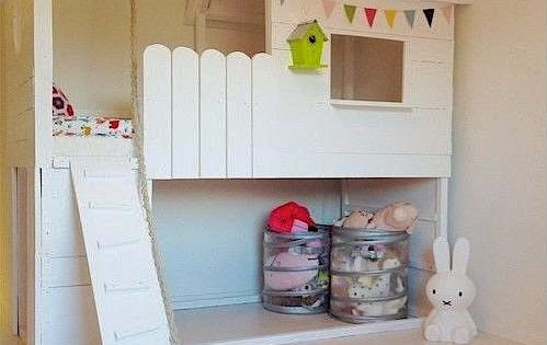 mommo design: IKEA HACKS - Kura house