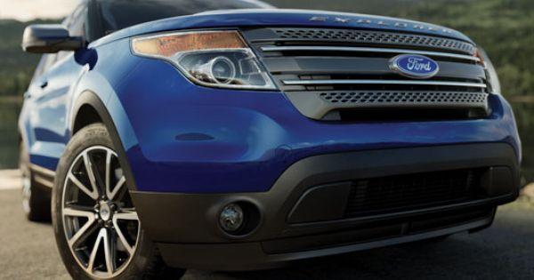 2015 Ford Explorer Terrain Conquering Capability Ford Com Ford Explorer Ford Trucks Ford Explorer Xlt