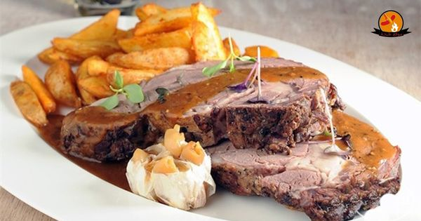 روستو اللحم على الطريقة اللبنانية موقع طبخة Food Arabic Food Fatafeat