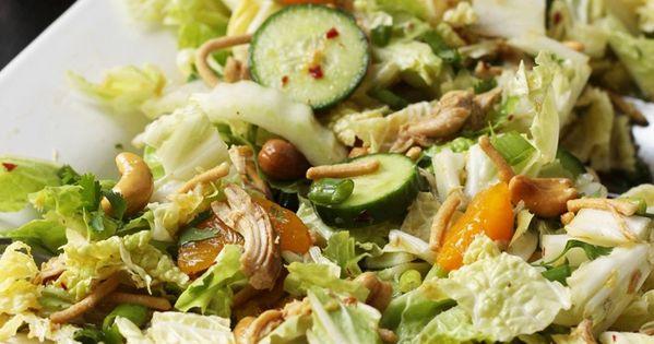 Asian mandarin orange salad recipes