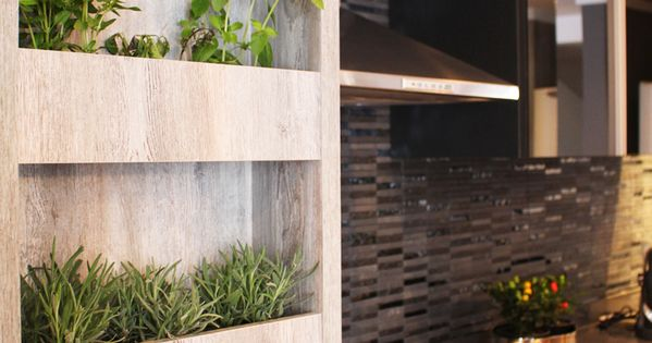 Huerto cocina interiores pinterest plantas y for Plantas aromaticas jardin