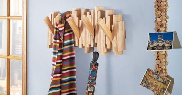 Wall Hook Modern Coat Rack Woodworking Plans Free Wall Hooks