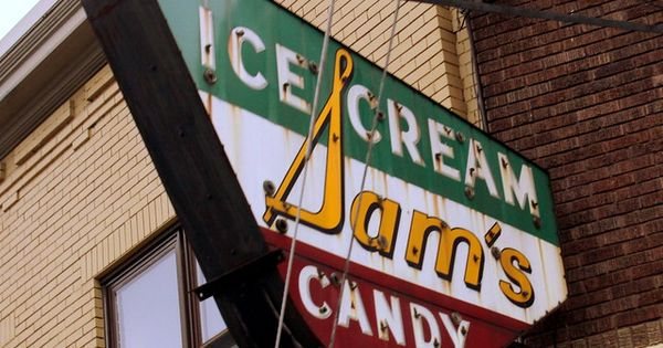 Sam S Ice Cream Candy Covington Ky Ice Cream Candy Ice Cream Neon Signs