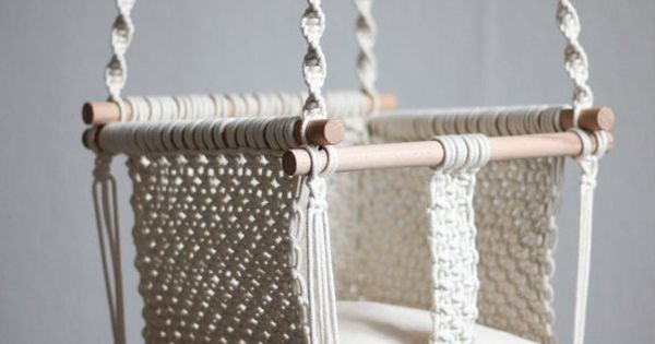 Sale 10 off before polka knot for Diy macrame baby swing
