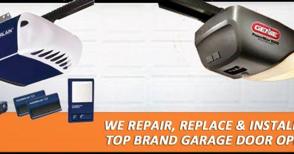 How To Replace The Chain On A Garage Door Opener Http Www Riversidegaragedoorexperts Co Garage Door Opener Repair Door Repair Garage Door Opener Installation