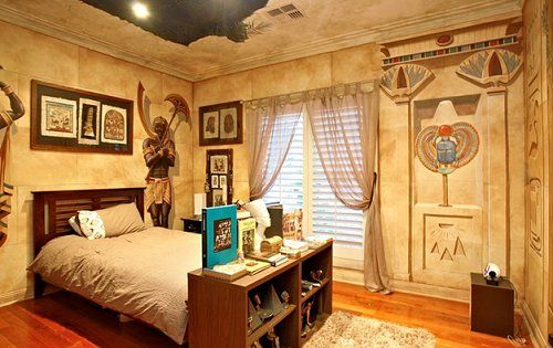 Egyptian theme bedroom decorating ideas egyptian theme for Egyptian bedroom designs