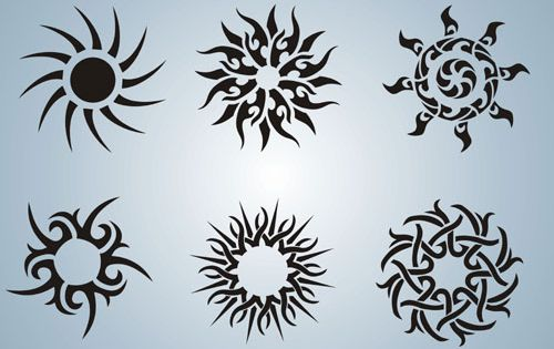 Pin By Wesley Lehmberg On Tattoos Simple Tattoo Designs Sun Tattoo Designs Henna For Boys