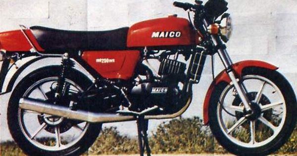 maico md250 motorcycle md 250 street bike maico. Black Bedroom Furniture Sets. Home Design Ideas