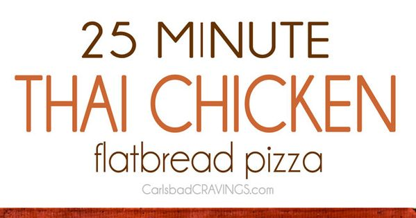 Pizza, Coconut yogurt and Chicken flatbread on Pinterest