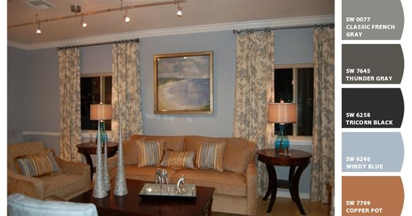 Paint Colors From Chip It By Sherwin Williams Windy Blue