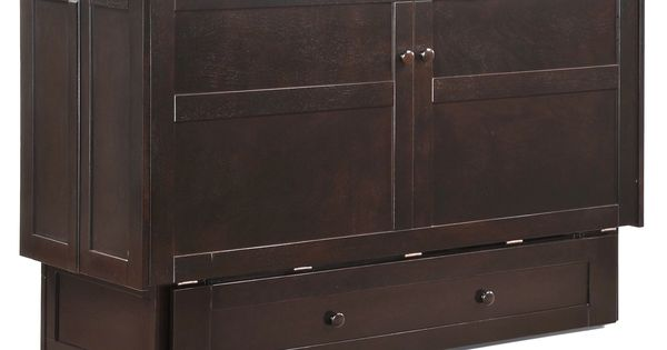 Night And Day Furniture Murphy Cabinet Bed With Queen