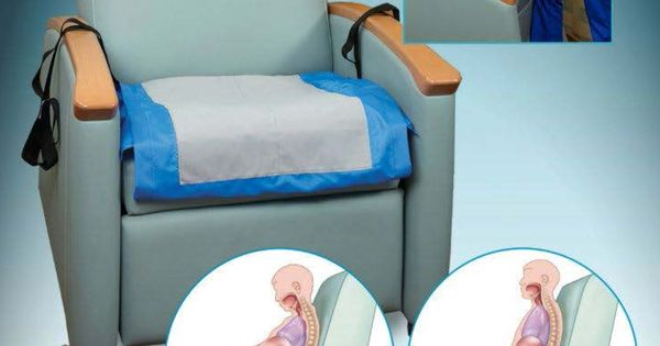 Prevalon 174 Seated Positioning System Positioning Patients