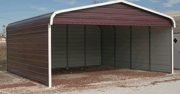 Car Port Offer Affordable Metal Carports Single Double
