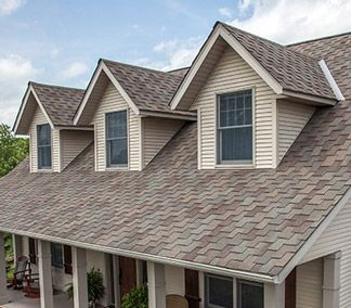 Malarkeyroofing Windsor Polymer Modified Asphalt Roofing Shingles In Natural Wood Homei Residential Roofing Shingles Asphalt Roof Shingles House Exterior