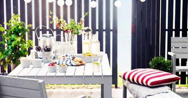 ikea outdoor furniture apartments are small pinterest ikea