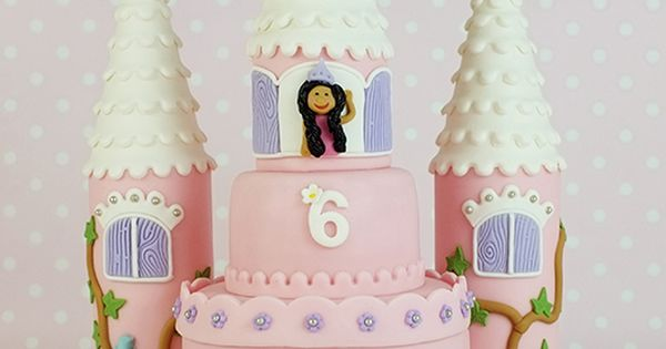cakejournal: How to make a castle cake: Part 1 by wynona cool!