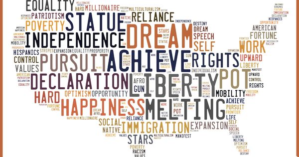 the creation of the myth of the american dream American dream, american myth: the decline of upward mobility listen american dream, american myth: the decline of upward mobility menu related links twitter.